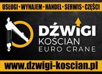 Dźwigi Kościan Euro Crane Sebastian Pieprzyk