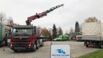 Търговска площадка Agron Haxha Truck GmbH
