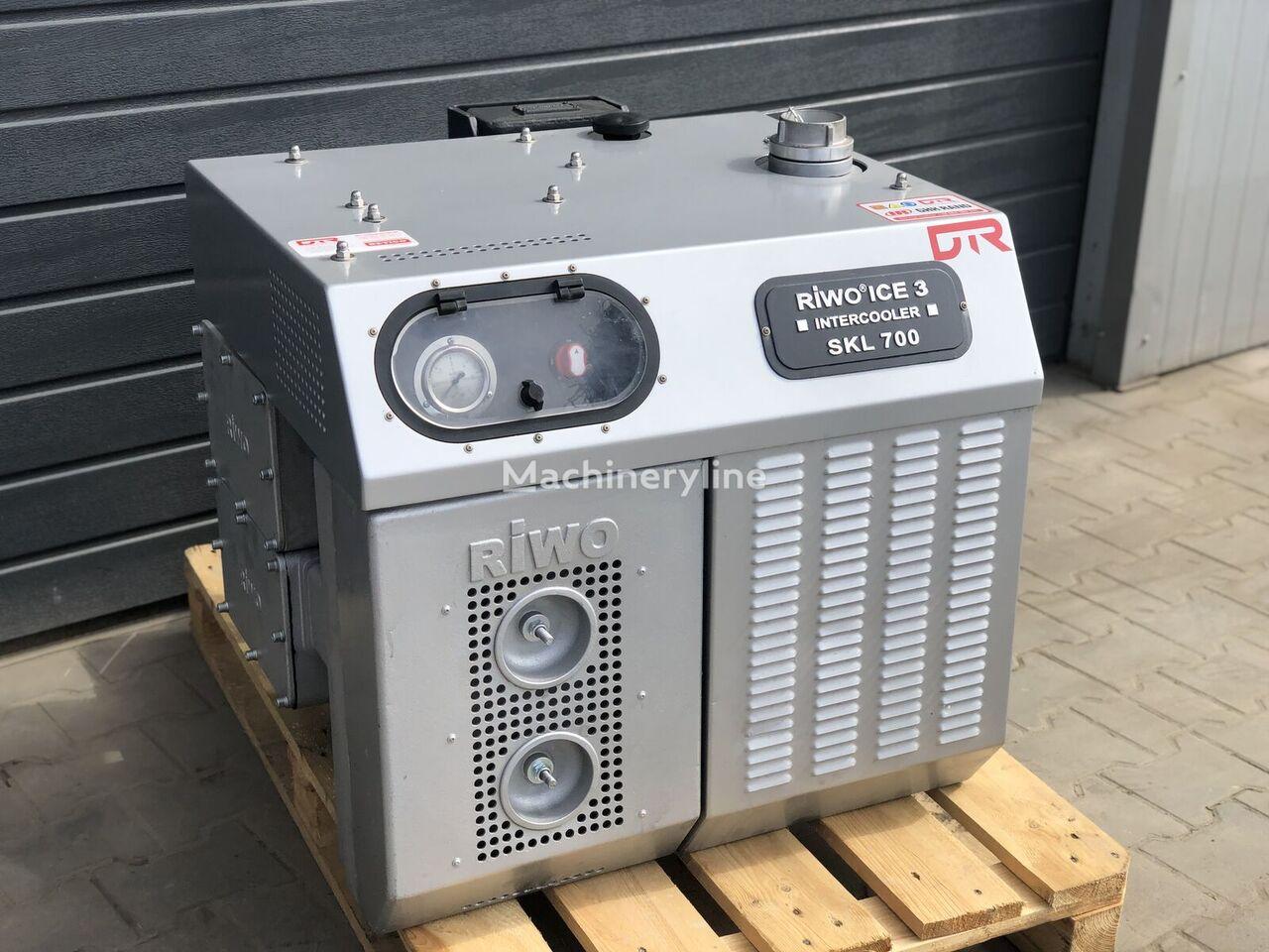 компресор Silocompressor CVS SiloKing700 nie ghh Blackmer