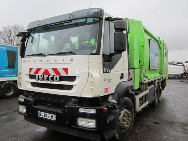 боклукчийски камион IVECO Stralis