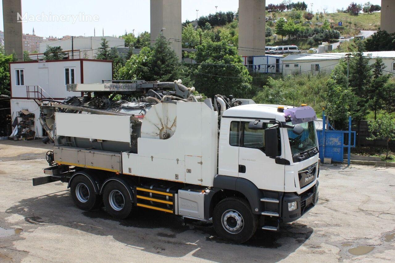 комбинирана каналопочистваща машина KAISER Aquastar-Edition