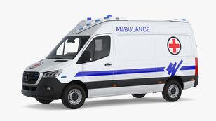 линейка MERCEDES-BENZ SPRİNTER AMBULANCE A TYPE