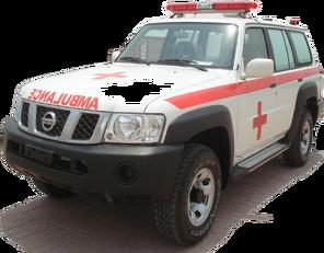 нов линейка NISSAN Patrol 4.0 XE AT