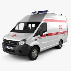 нов линейка ГАЗ B TYPE GAZelle NEXT AMBULANCE WİTH FULL EQUİPMENT