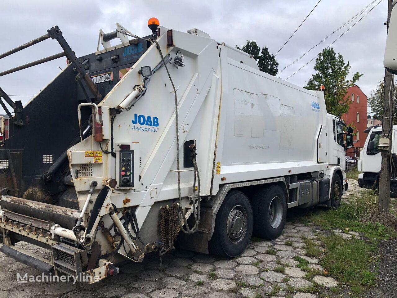 каросерия за боклукчийски камион JOAB  Anaconda HD