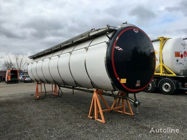 10 футов контейнер-цистерна NUR TANKAUFBAU 32.000 ltr 12500+6.000+13500