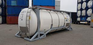 20 футов контейнер-цистерна KLAESER Танк-контейнер 20 футовый 26 м. куб