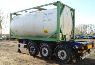 20 футов контейнер-цистерна SCHMITZ CARGOBULL SP27