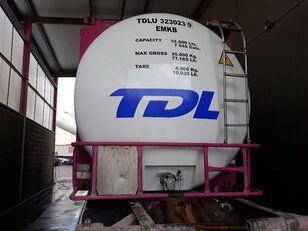 20 футов контейнер-цистерна INDOX - CM-IMO-4/4/2/C
