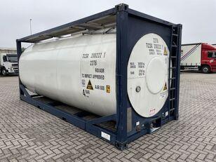 30 футов контейнер-цистерна TRENCOR 30m3