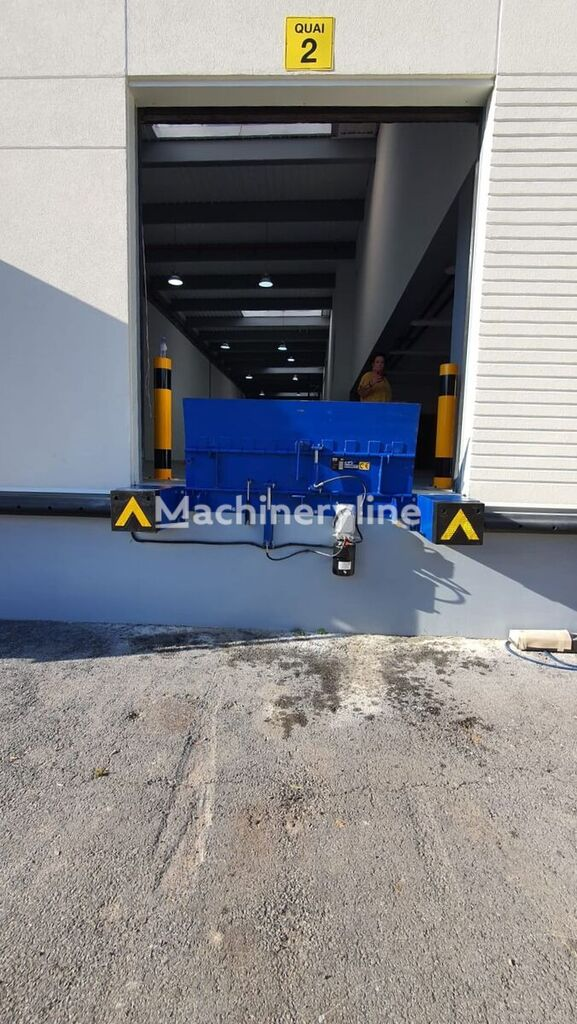 нов изравнителна платформа AZ-MACHINERY EDGE DOCK-E6