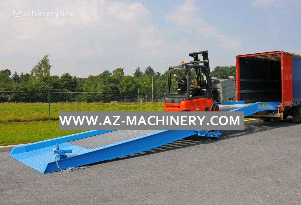 нов мобилна рампа AZ-MACHINERY AZ RAMP-EASY 12