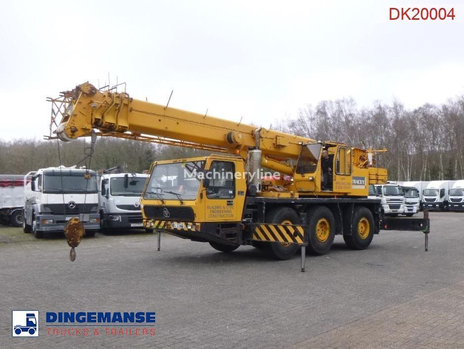автокран KRUPP KMK 3045 6x6 All-terrain crane 45 t