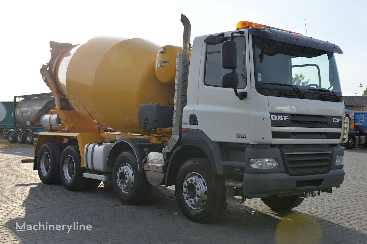 бетон миксер DAF CF 85 460