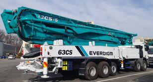 бетон-помпа EVERDIGM 63-5CS