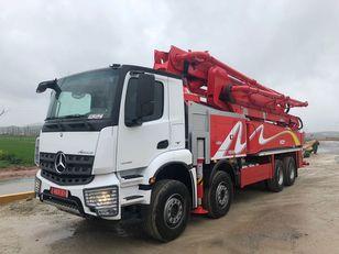 нов бетон-помпа KCP 46m - AROCS 4143 8x4/4 - Mercedes-Benz - NUEVO -