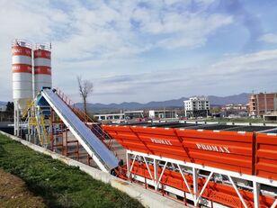 бетонов възел PROMAX STATIONARY Concrete Batching Plant S100 TWN (100m³/h)