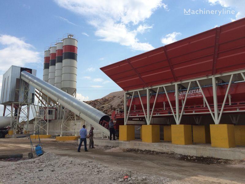 нов бетонов възел PROMAX  STATIONARY Concrete Batching Plant S160-TWN (160m3/h)